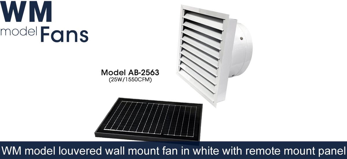 Installing A Solar Powered Attic Fan