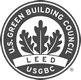 US Green Buiding Council LEED points