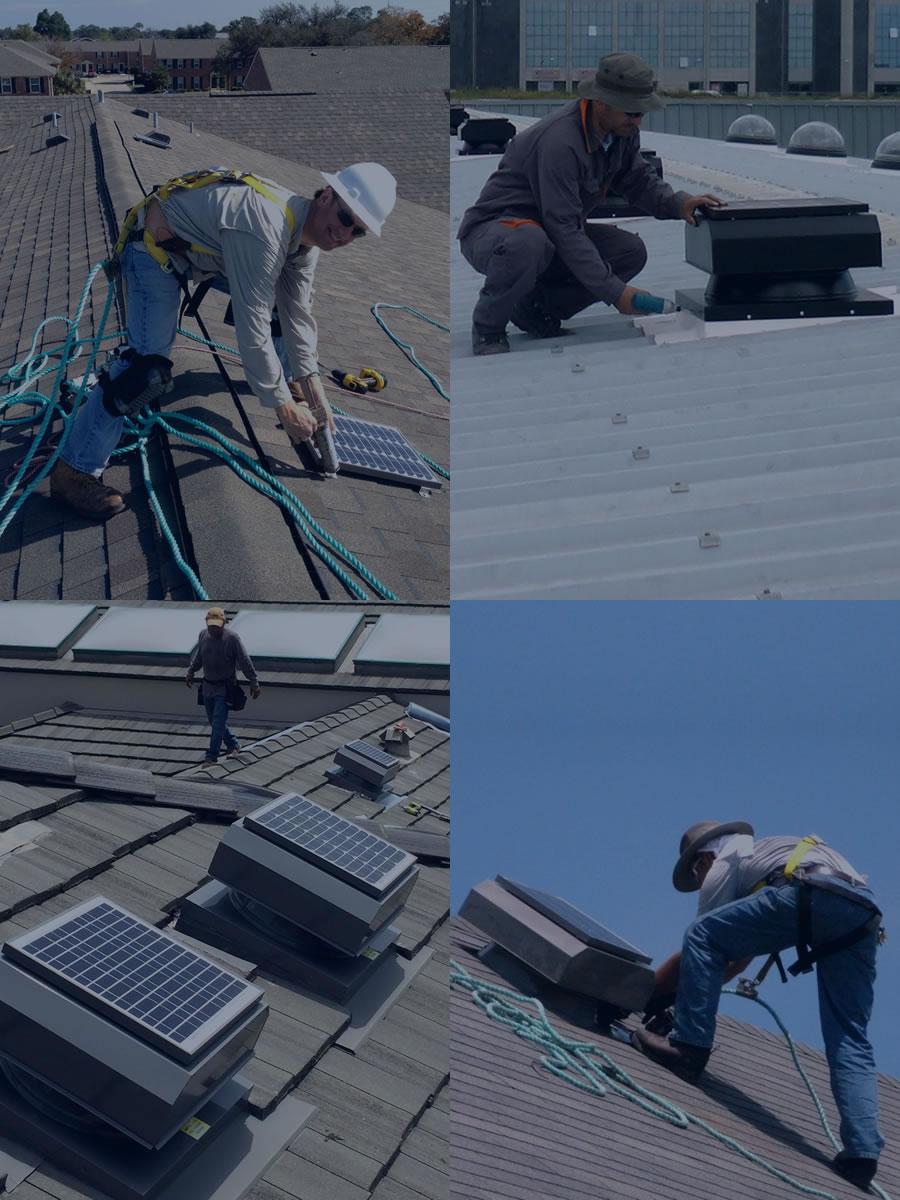 America S Leader In Solar Powered Ventilation