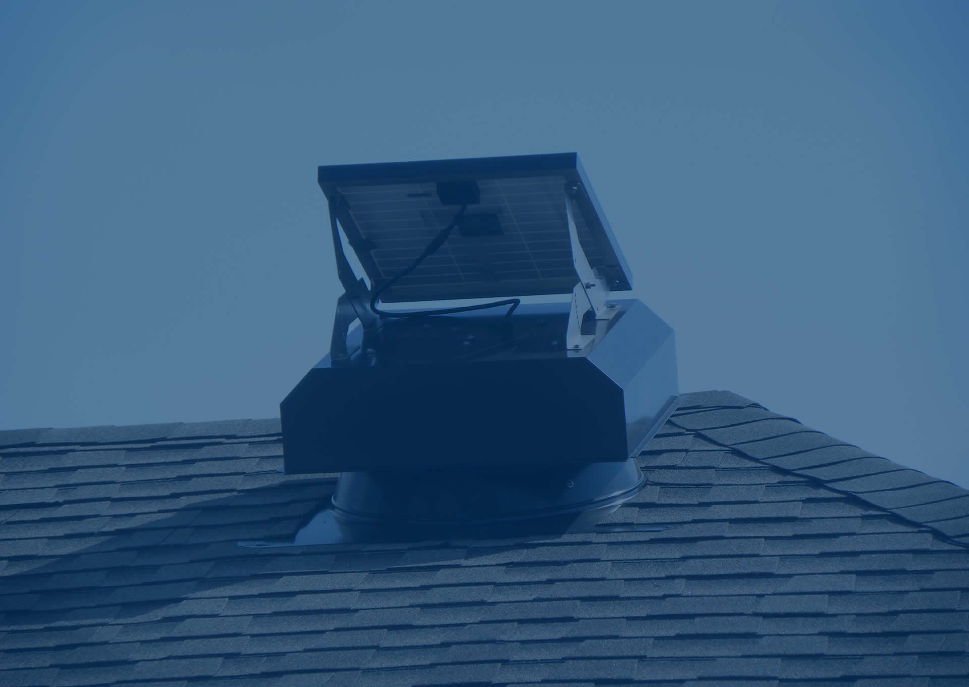 ... Solar Attic Fans Are The Latest Technology In Roof Ventilation And  Green Building Standards.