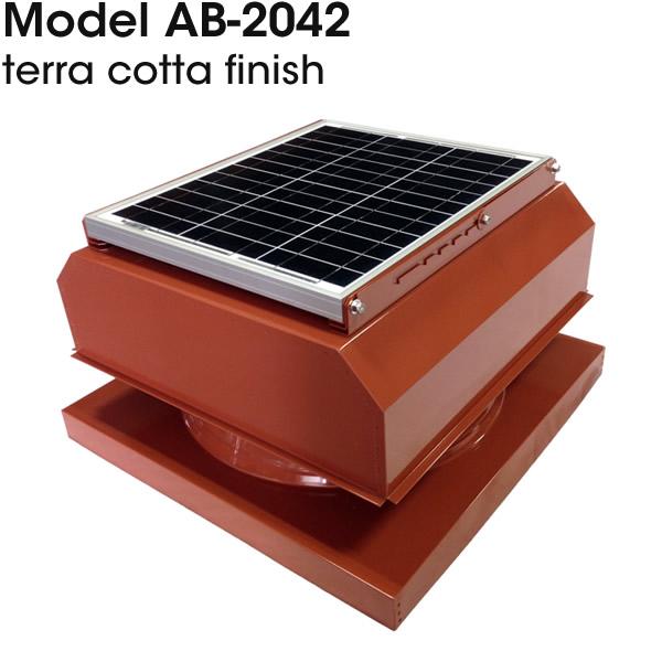 Attic Breeze Solar Attic Fans